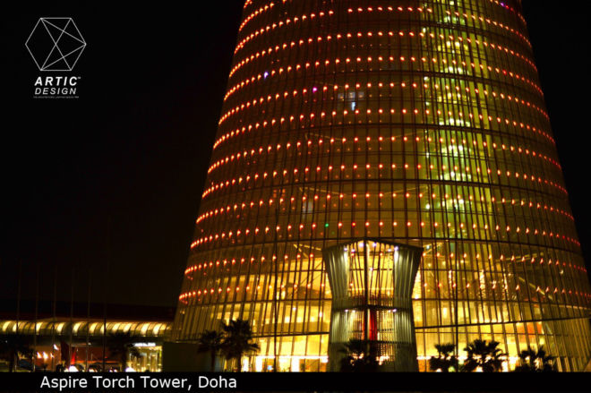 ASPIRE TORCH TOWER DOHA 3